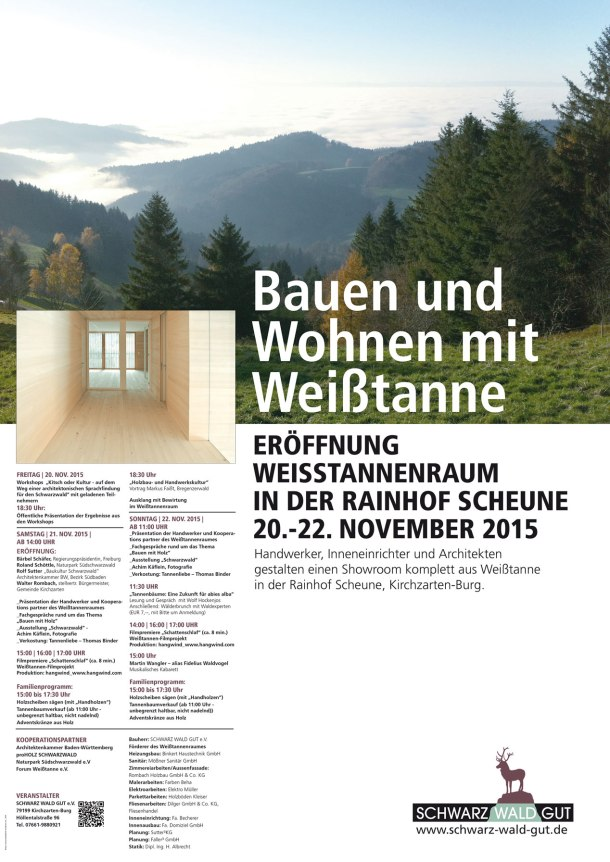 SWG_Poster-Weißtanne