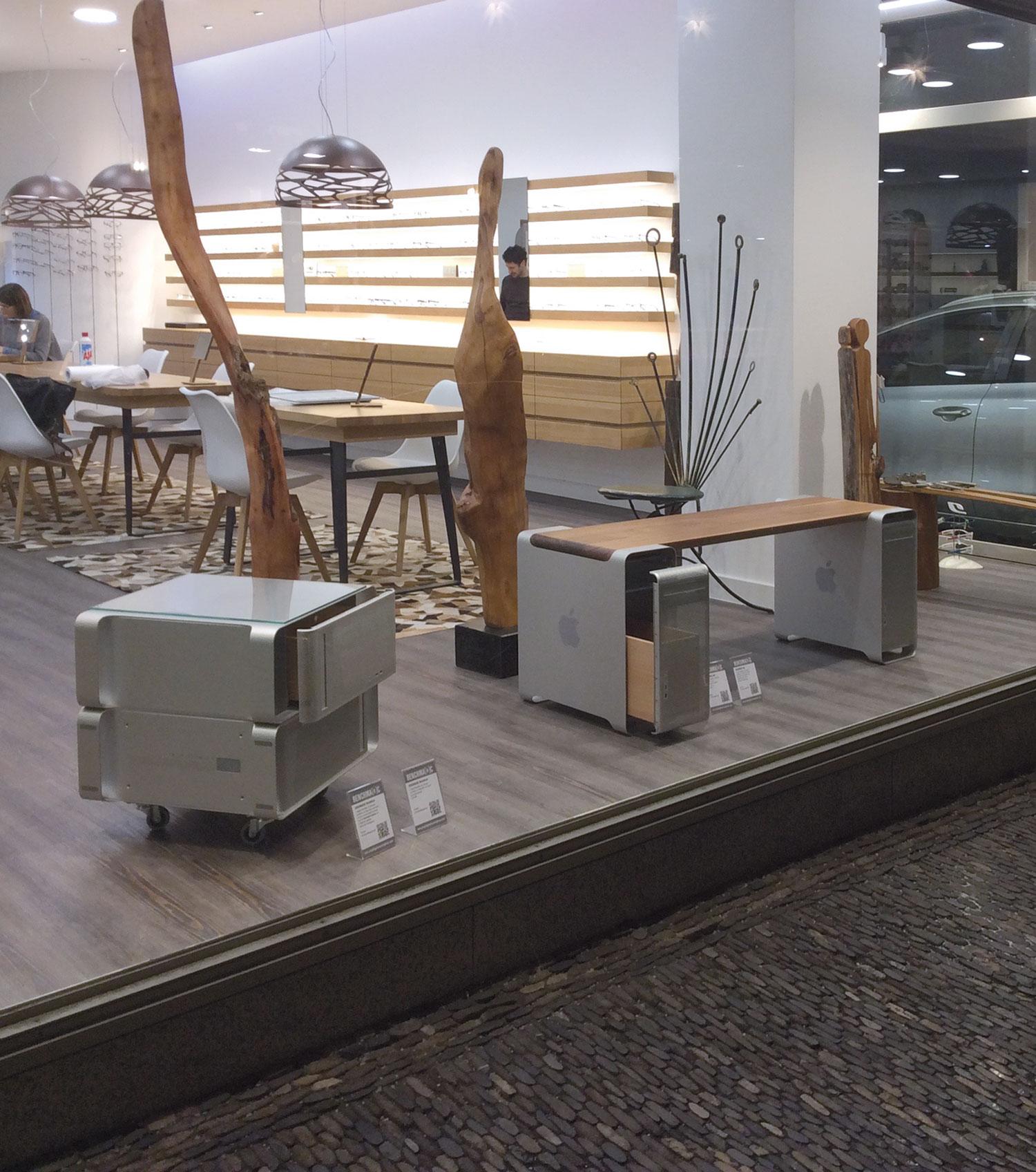 BENCHMA[®]C   projektgalerie.de
