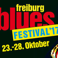 STIL GOT THE BLUES! FREIBURG BLUES FESTIVAL 2017