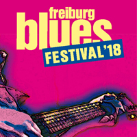 BEST THING YOU CAN DO! FREIBURG BLUESFESTIVAL 2018